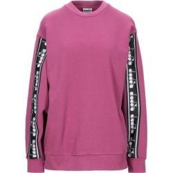 Sweatshirt - Pink - Diadora Sweats found on MODAPINS from lyst.com for USD $57.00