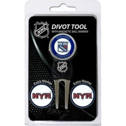 Team Golf New York Rangers 4-pc. Divot Tool & Ball Marker Set, Multicolor found on Bargain Bro Philippines from Kohl's for $20.00
