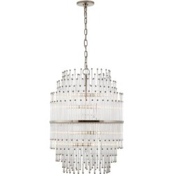 Visual Comfort and Co. John Rosselli Mia 20 Inch Large Pendant - SR 5114PN-CG found on Bargain Bro India from Capitol Lighting for $4299.00