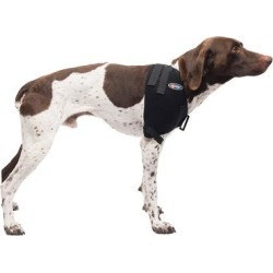 Caldera Hot & Cold Therapy Wrap with Gel for Dog Shoulders, Medium, Black found on Bargain Bro Philippines from petco.com for $52.99