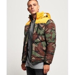 Sd Expedition Coat - Yellow - Superdry Coats found on Bargain Bro Philippines from lyst.com for $80.00