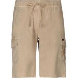 Bermuda - Natural - Napapijri Shorts found on MODAPINS from lyst.com for USD $59.00