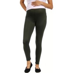 24seven Comfort Apparel Comfortable Ankle Length Maternity Leggings found on Bargain Bro Philippines from Overstock for $13.18