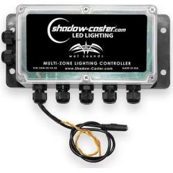 Wet Sounds WS-4Z-RGB-BB V2 4-Zone Black Box RGB Controller found on Bargain Bro from Crutchfield for USD $189.99