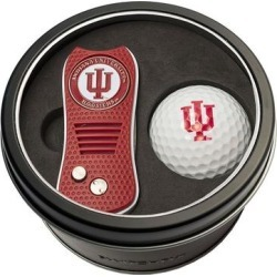 Team Golf Indiana Hoosiers Switchfix Divot Tool & Golf Ball Set, Multicolor found on Bargain Bro Philippines from Kohl's for $30.00