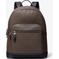 Hudson Logo Backpack - Black - Michael Kors Backpacks found on MODAPINS from lyst.com for USD $498.00
