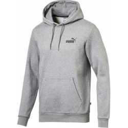 Puma Mens Sweater Gray Size 2XL Pullover Hooded Drawstring Fleece found on Bargain Bro from Overstock for USD $16.40