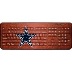 Dallas Cowboys Football Design Wireless Keyboard found on Bargain Bro from nflshop.com for USD $45.59