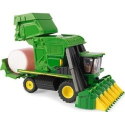John Deere Toy Cars and Trucks - Green & Yellow John Deere CP690 Model Cotton Picker found on Bargain Bro Philippines from zulily.com for $23.29