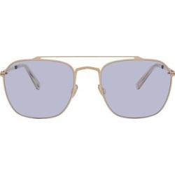 Gold & Purple Mykita Edition Mmcraft006 Sunglasses - Metallic - Maison Margiela Sunglasses found on Bargain Bro Philippines from lyst.com for $595.00