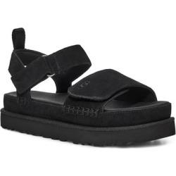 UGG Goldenstar Platform Sandal - Black - Ugg Heels found on Bargain Bro Philippines from lyst.com for $120.00