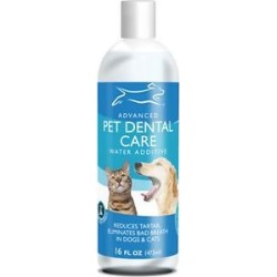 Emmy's Best Pet Products Fresh Peppermint Dog & Cat Water Additive, 16-oz bottle found on Bargain Bro Philippines from Chewy.com for $15.95