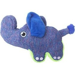 KONG Pipsqueaks Elephant Dog Toy found on Bargain Bro Philippines from Chewy.com for $11.99