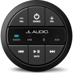 JL Audio MMR-20-BE Wired Remote for Media Master (Black) found on Bargain Bro India from Crutchfield for $139.99