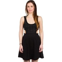 Vans Womens Libby Tank Dress (M), Women's, Black(cotton, solid) found on Bargain Bro from Overstock for USD $16.59