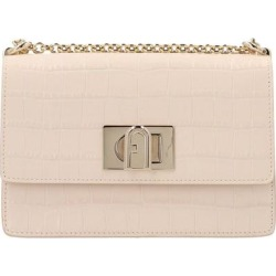 1927 Mini Crossbody Bag - Pink - Furla Shoulder Bags found on MODAPINS from lyst.com for USD $322.00