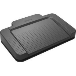 Philips USB Transcription Foot Control 3-Pedal Design ACC2320/00 found on Bargain Bro Philippines from B&H Photo Video for $89.00