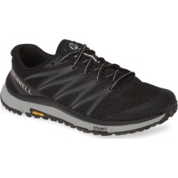 Bare Access Trail Running Shoe - Black - Merrell Sneakers found on Bargain Bro India from lyst.com for $100.00
