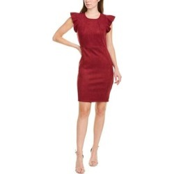 Bebe Mini Dress (BURG - 0), Women's(polyester) found on Bargain Bro Philippines from Overstock for $32.99