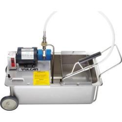 Vulcan MF-1 Portable Fryer Oil Filter Machine - 115V