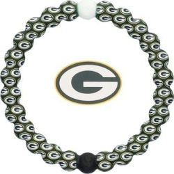 Green Bay Packers Lokai Logo Bracelet found on Bargain Bro from nflshop.com for USD $16.72