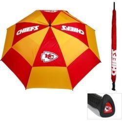 Kansas City Chiefs Golf Umbrella found on Bargain Bro from nflshop.com for USD $30.39