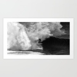 John John Florence Art Print by Lieber Films - X-Small found on Bargain Bro India from Society6 for $24.79