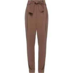 Casual Pants - Brown - Sara Battaglia Pants found on Bargain Bro Philippines from lyst.com for $312.00