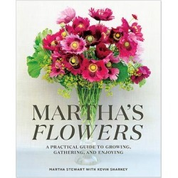 Martha Stewart Entertainment Books - Martha's Flowers Hardcover found on Bargain Bro from zulily.com for USD $17.84