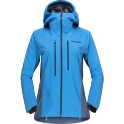 Norrona Women's Apparel & Clothing Lyngen Windstopper Hybrid Jacket - Women's Campanula Small found on MODAPINS from campsaver.com for USD $249.99