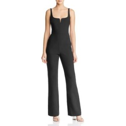 Likely Womens Jumpsuit V-Neck Sleeveless - Black found on MODAPINS from Overstock for USD $99.99