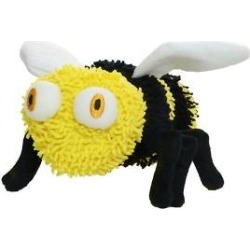 Mighty MicroFiber Balls Bee Plush Dog Toy found on Bargain Bro India from Chewy.com for $23.99