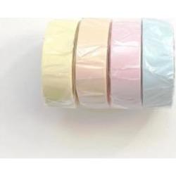 MT masking tape - Set Of 4 Pastel Washi Masking Tapes