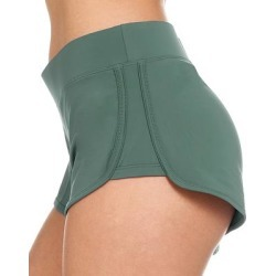 Body Glove Women's Active Shorts Green - Green Active Pulse Track Shorts - Women found on MODAPINS from zulily.com for USD $16.99