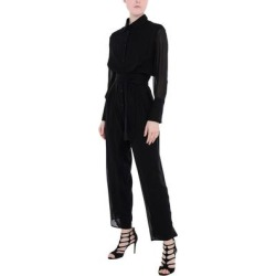 Jumpsuit - Black - Gentry Portofino Jumpsuits found on Bargain Bro India from lyst.com for $190.00