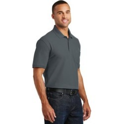 Port Authority Men's Classic Pique Pocket Polo found on Bargain Bro Philippines from Overstock for $30.49