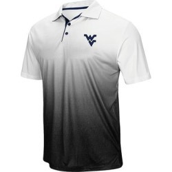 Colosseum Athletics Men's Polo Shirts HEATHER - West Virginia Mountaineers Magic Team Logo Polo - Men found on Bargain Bro India from zulily.com for $23.99