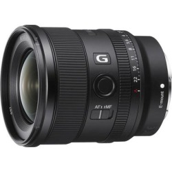 Sony SEL20F18G E-Mount 20mm f/1.8G found on Bargain Bro from Crutchfield for USD $682.48