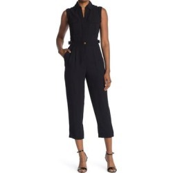 Malika Culotte Jumpsuit - Black - Reiss Jumpsuits found on Bargain Bro India from lyst.com for $160.00