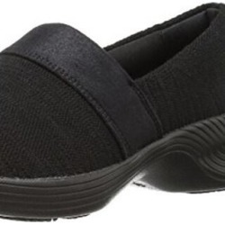 Skechers Women's Gemma-Space Trip Mule - 6.5-M (Black - 6.5-M) found on Bargain Bro India from Overstock for $78.15