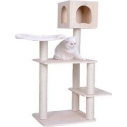 Armarkat 50-in Premium Scots Cat Tree found on Bargain Bro Philippines from Chewy.com for $120.18