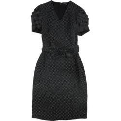 Ralph Lauren Womens Polka Dot Sheath Dress found on Bargain Bro from Overstock for USD $45.55