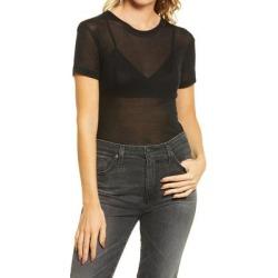Francesco T-shirt - Black - AllSaints Tops found on Bargain Bro India from lyst.com for $52.00