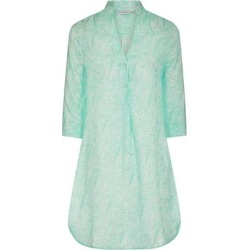 Linen Decima Dress - Blue - Pink House Mustique Dresses found on Bargain Bro from lyst.com for USD $180.12