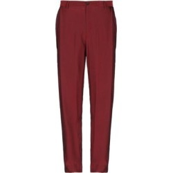 Casual Pants - Red - Emporio Armani Pants found on MODAPINS from lyst.com for USD $191.00