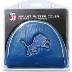Detroit Lions Team Mallet Putter Cover found on Bargain Bro India from Fanatics for $14.99