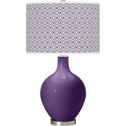 Acai Diamonds Ovo Table Lamp found on Bargain Bro from LAMPS PLUS for USD $121.59