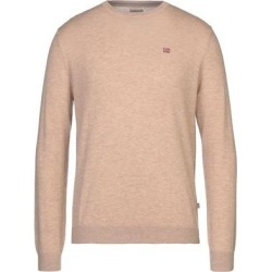 Sweater - Natural - Napapijri Knitwear found on MODAPINS from lyst.com for USD $81.00