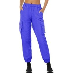 Alo Yoga It Girl Pants - Blue - Alo Yoga Pants found on Bargain Bro India from lyst.com for $108.00
