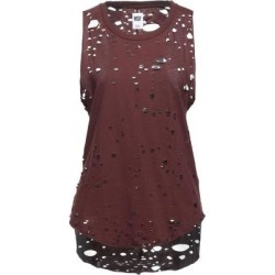 Tank Top - Purple - NSF Tops found on MODAPINS from lyst.com for USD $116.00